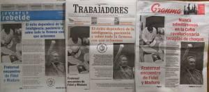 Publicaciones cubanas